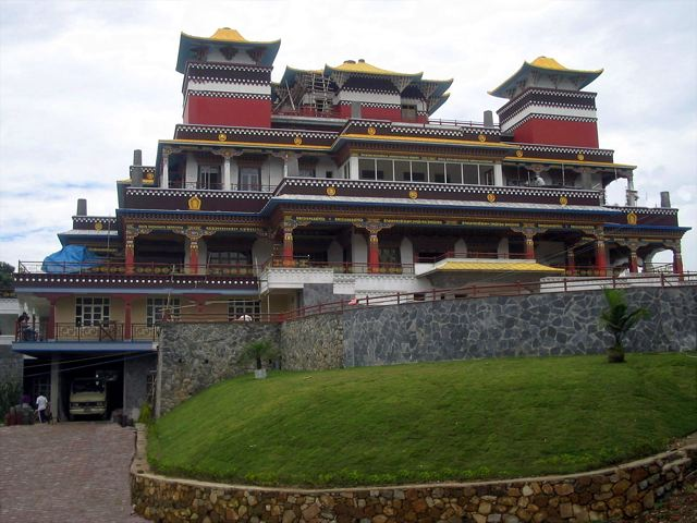 Amitabha Mandala Temple & Retreat Center, Nepal